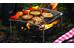 Grilliput tazón para barbacoa - Hornillos de camping - XL Plateado
